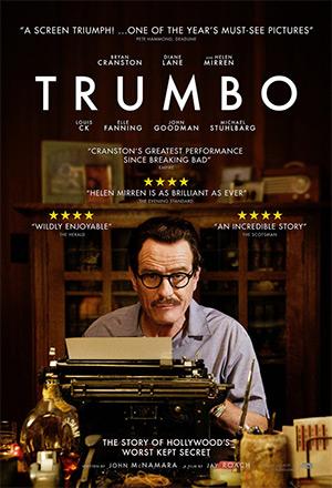 Trumbo ทรัมโบ เขียนฮอลลีวู้ดฉาว