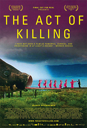��ԡ ����������´ The Act of Killing