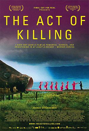 คลิก ดูรายละเอียด The Act of Killing