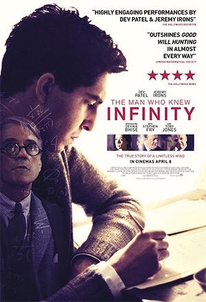 คลิก ดูรายละเอียด The Man Who Knew Infinity