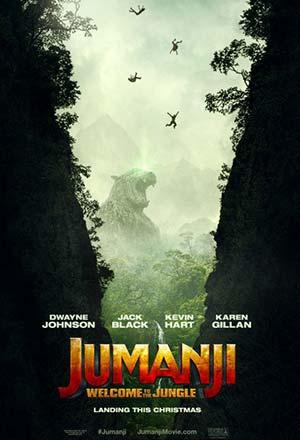 คลิก ดูรายละเอียด Jumanji: Welcome to the Jungle
