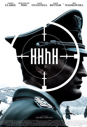The Man with the Iron Heart  HHhH, Himmlers Hirn heisst Heydrich