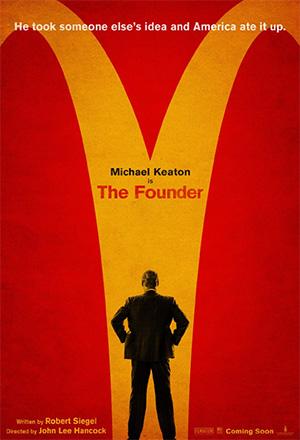 คลิก ดูรายละเอียด The Founder