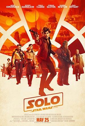 คลิก ดูรายละเอียด Solo: A Star Wars Story