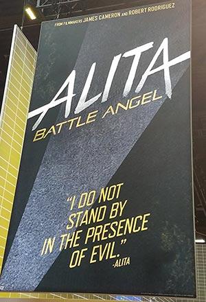 คลิก ดูรายละเอียด Alita: Battle Angel