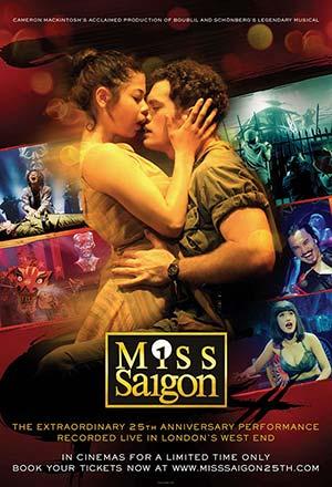คลิก ดูรายละเอียด Miss Saigon: 25th Anniversary