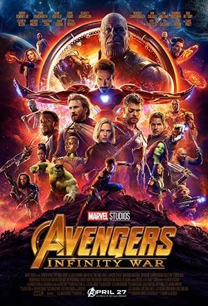 คลิก ดูรายละเอียด Avengers: Infinity War