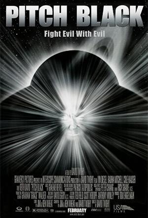 Pitch Black ฝูงค้างคาวฉลาม สยองจักรวาล The Chronicles of Riddick: Pitch Black