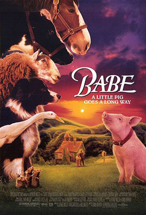 Babe หมูน้อยหัวใจเทวดา The Gallant Pig