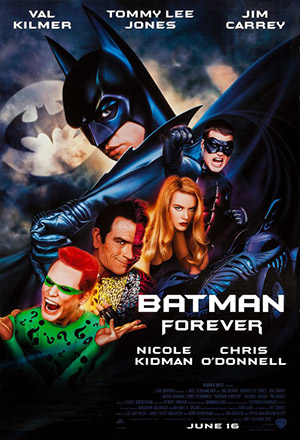 Batman Forever แบทแมน ฟอร์เอฟเวอร์ ศึกจอมโจรอมตะ Batman 3