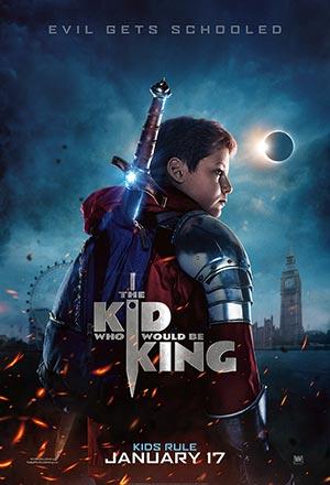 คลิก ดูรายละเอียด The Kid Who Would Be King