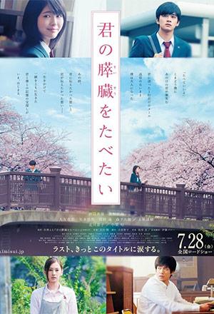 คลิก ดูรายละเอียด Kimi no Suizo wo Tabetai