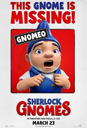 Sherlock Gnomes  Gnomeo & Juliet: Sherlock Gnomes