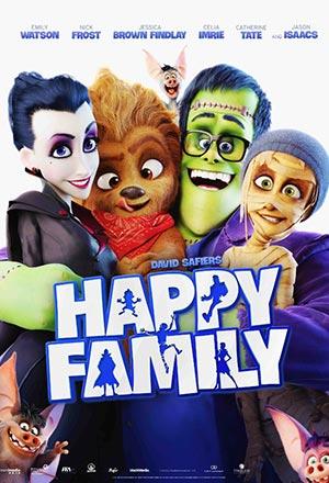 Happy Family  Monster Family