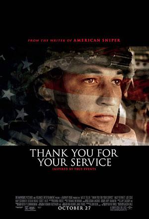 คลิก ดูรายละเอียด Thank You for Your Service