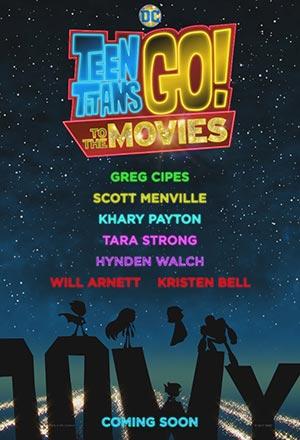 Teen Titans Go to the Movies! ทีน ไททันส์ โก! ทู เดอะ มูฟวี่ส์
