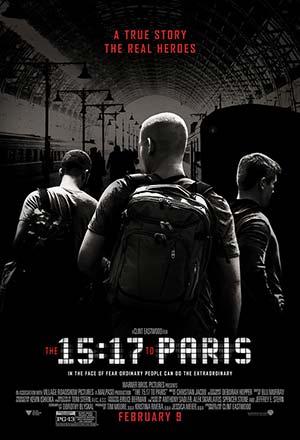 คลิก ดูรายละเอียด The 15:17 to Paris