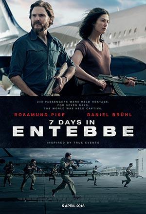 7 Days in Entebbe  Entebbe