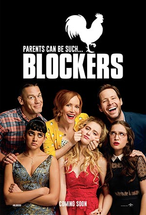 Blockers บล็อคซั่มวันพรอมป่วน
