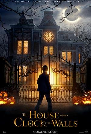 คลิก ดูรายละเอียด The House with a Clock in its Walls