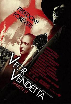 V for Vendetta วี ฟอร์ เวนเดตต้า เพชรฆาตหน้ากากพญายม