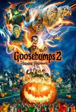 Goosebumps 2: Haunted Halloween คืนอัศจรรย์ขนหัวลุก: หุ่นฝังแค้น Goosebumps 2