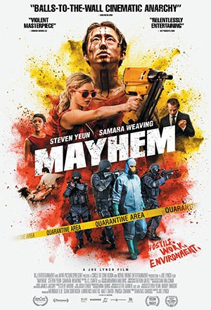 Mayhem  ไวรัสคลั่งมรณะ
