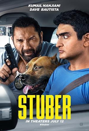Stuber เรียกเก๋งไปจับโจร