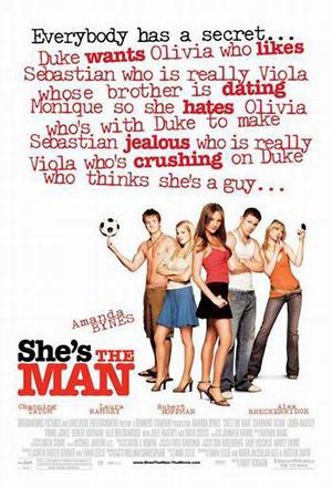 She's the Man แอบแมน มาปิ๊งแมน