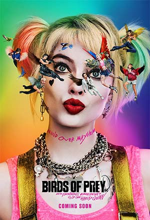 คลิก ดูรายละเอียด Birds of Prey (And the Fantabulous Emancipation of One Harley Quinn)