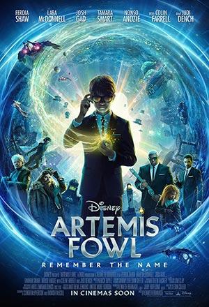 Artemis Fowl ผจญภัยสายลับใต้พิภพ อาร์ทิมิส ฟาวล์