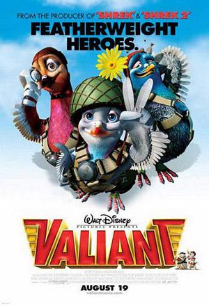 Valiant กองทัพพิราบน้อย