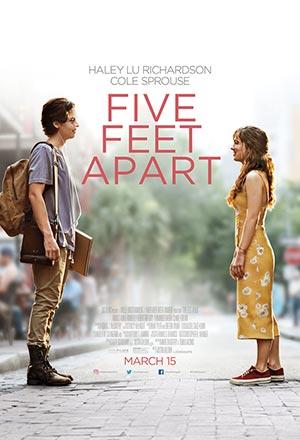 คลิก ดูรายละเอียด Five Feet Apart