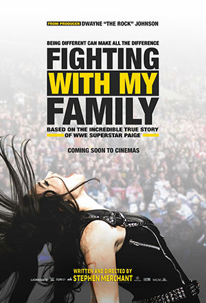 คลิก ดูรายละเอียด Fighting with My Family