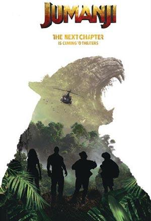 คลิก ดูรายละเอียด Jumanji: Welcome to the Jungle Sequel