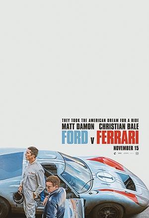 คลิก ดูรายละเอียด Ford v Ferrari