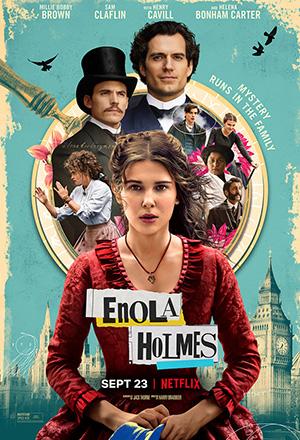 คลิก ดูรายละเอียด Enola Holmes