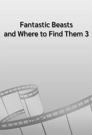 Fantastic Beasts and Where to Find Them 3  Fantastic Beasts 3