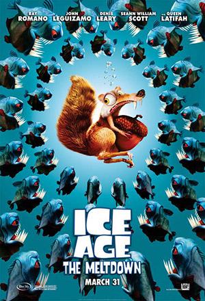 Ice Age 2: The Meltdown ไอซ์ เอจ เจาะยุคน้ำแข็งมหัศจรรย์ 2 Ice Age 2
