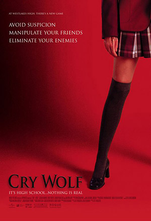 Cry Wolf ฉีกกฎเกมสยอง Living the Lie