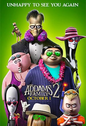 คลิก ดูรายละเอียด The Addams Family 2