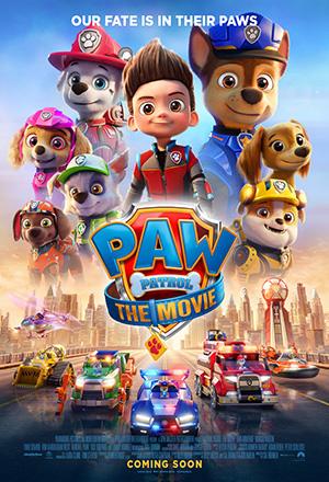 Paw Patrol: The Movie ขบวนการเจ้าตูบสี่ขา: เดอะ มูฟวี่