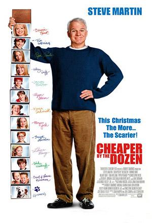 Cheaper by the Dozen ครอบครัวเหมาโหลถูกกว่า