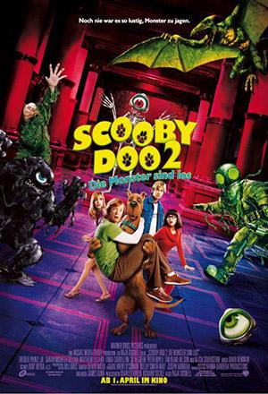 Scooby-Doo 2: Monsters Unleashed สกูบี้-ดู 2 สัตว์ประหลาดหลุดอลเวง Scooby-Doo 2