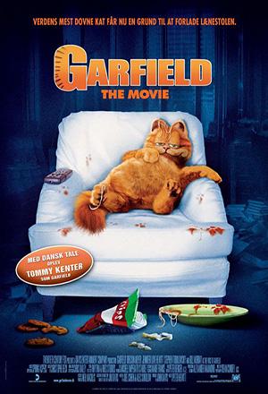 Garfield การ์ฟิลด์ Garfield: The Movie