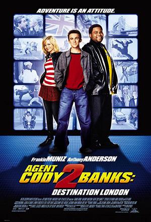 คลิก ดูรายละเอียด Agent Cody Banks 2: Destination London