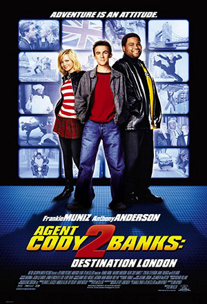 Agent Cody Banks 2: Destination London เอเย่นต์โคดี้แบงค์ พยัคฆ์จ๊าบมือใหม่ Agent Cody Banks 2