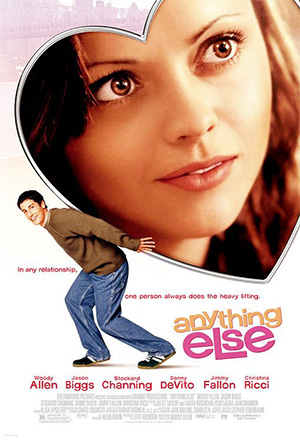 Anything Else อั้นแอ้ม ไม่อั้นรัก Woody Allen Spring Project 2002