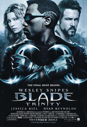 Blade: Trinity เบลด 3 อำมหิตพันธุ์อมตะ Blade III