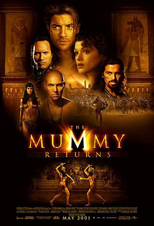 The Mummy Returns ฟื้นชีพกองทัพมัมมี่ล้างโลก เดอะมัมมี่ รีเทิร์นส